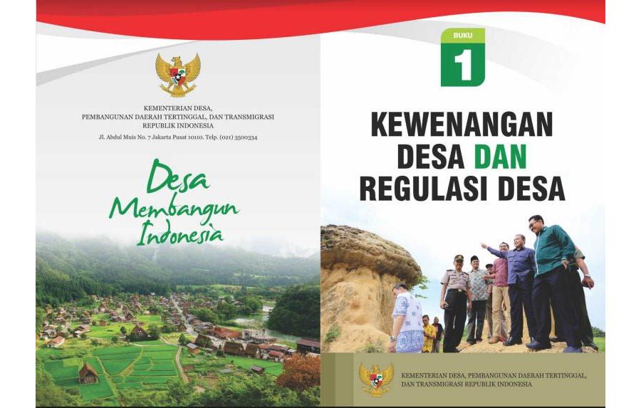 Kewenangan Desa dan Regulasi Desa - Buku 1