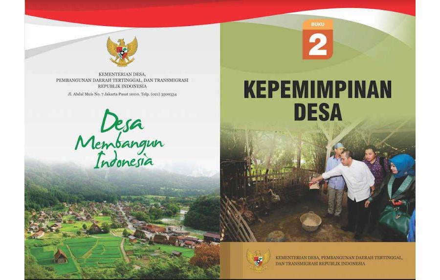 Kepemimpinan Desa - Buku 2