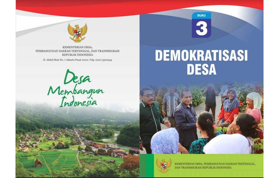 Demokratisasi Desa - Buku 3